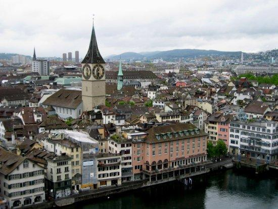 Notes From Zurich The Beat That My Heart Skipped