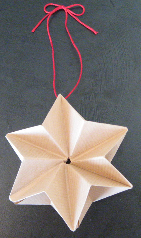 Diy origami star decorations the beat that my heart skipped