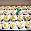 Mini-Eggnog Cupcakes from Itsy Bitsy Cupcakes