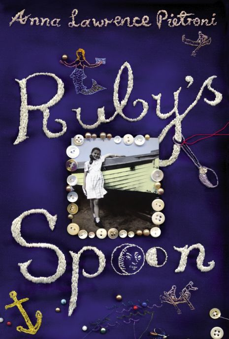 Ruby's Spoon by Anna Lawrence Pietroni