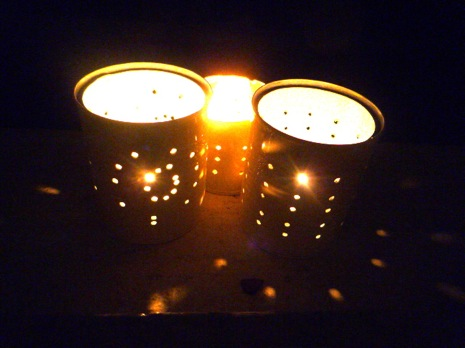 Tin Can Tea Lights -1