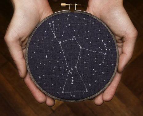 EmbroideredConstellation
