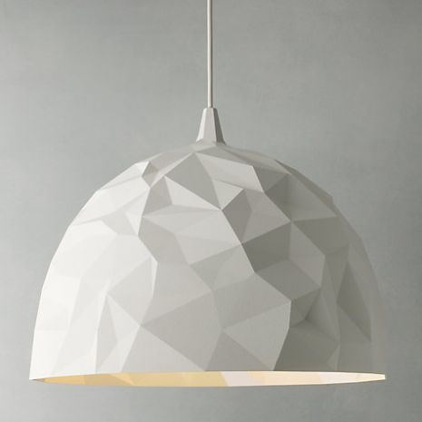 Rock Ceiling Light