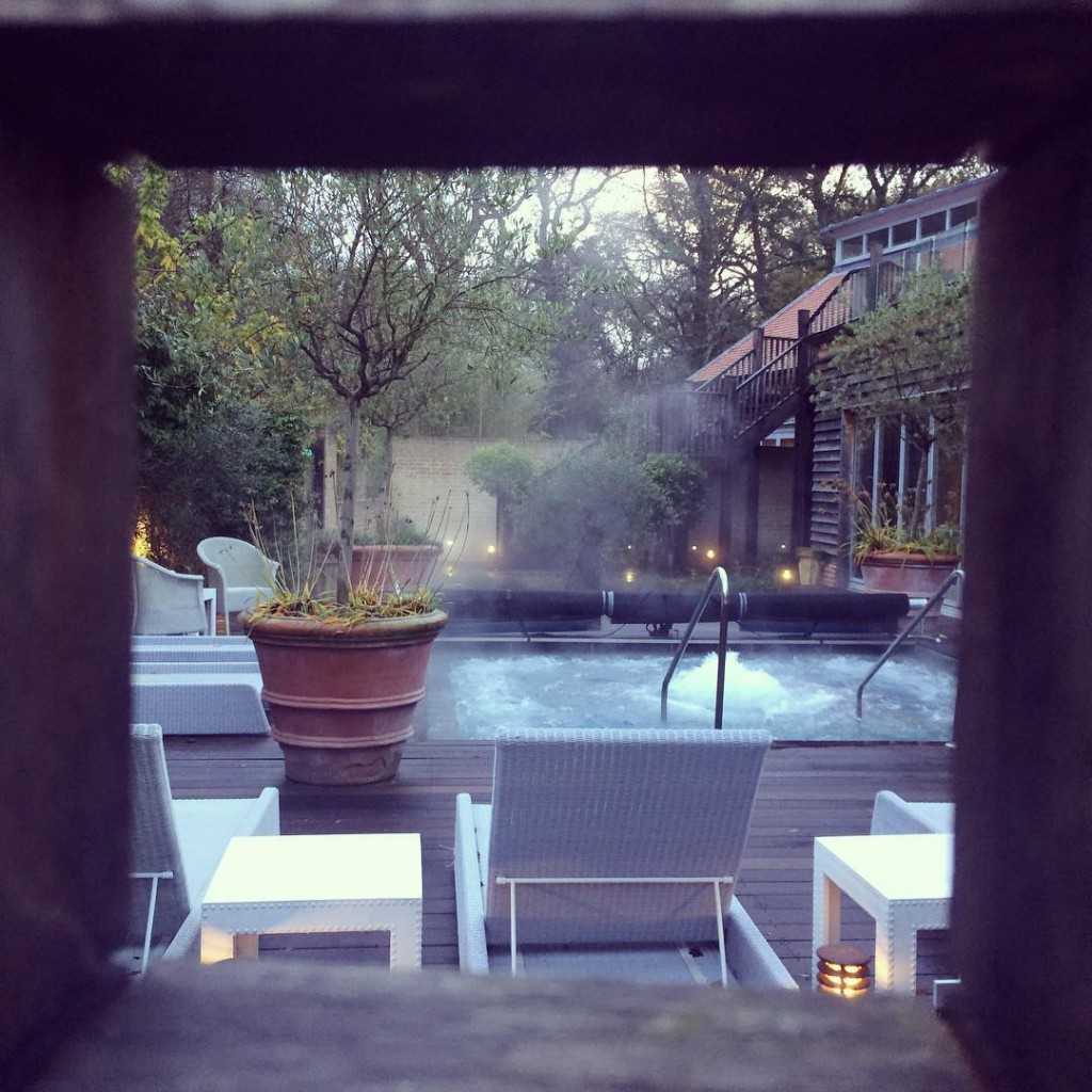 Such picturesque settings for the heated outdoor pool nbspRead more