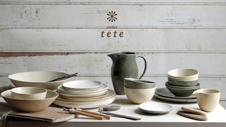 Japanese kitchenware brand Kinto is one of my absolute favourite. For the past 35 years they have created simple beautifully designed kitchenware with a ... & I Love \u0027Atelier Tete\u0027 from Kinto \u2022 The Beat That My Heart Skipped