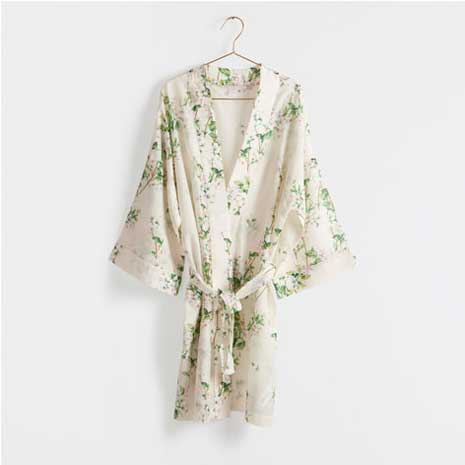 FloralPrint-Nightdress