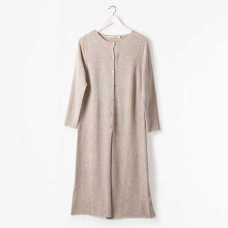 WoolTricotDressingGown