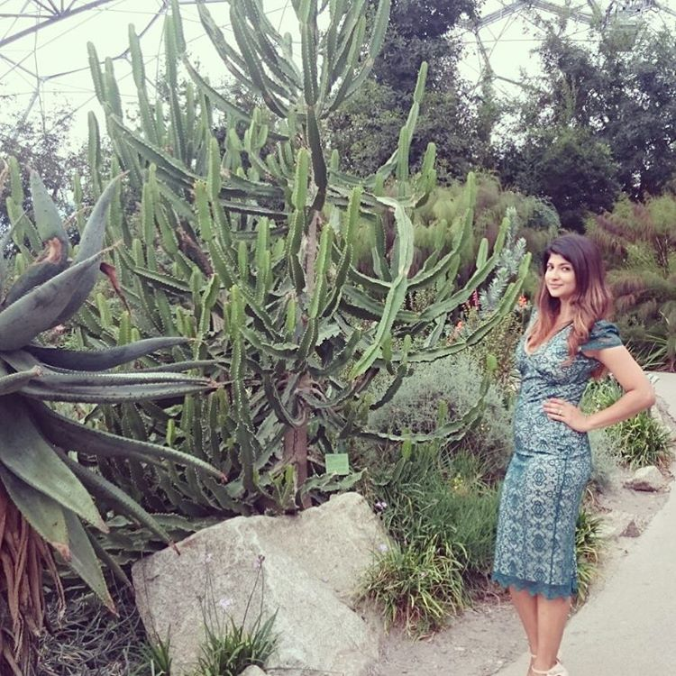 Blending in with the theedenproject uniquewedding giantcactus biomenbspRead more