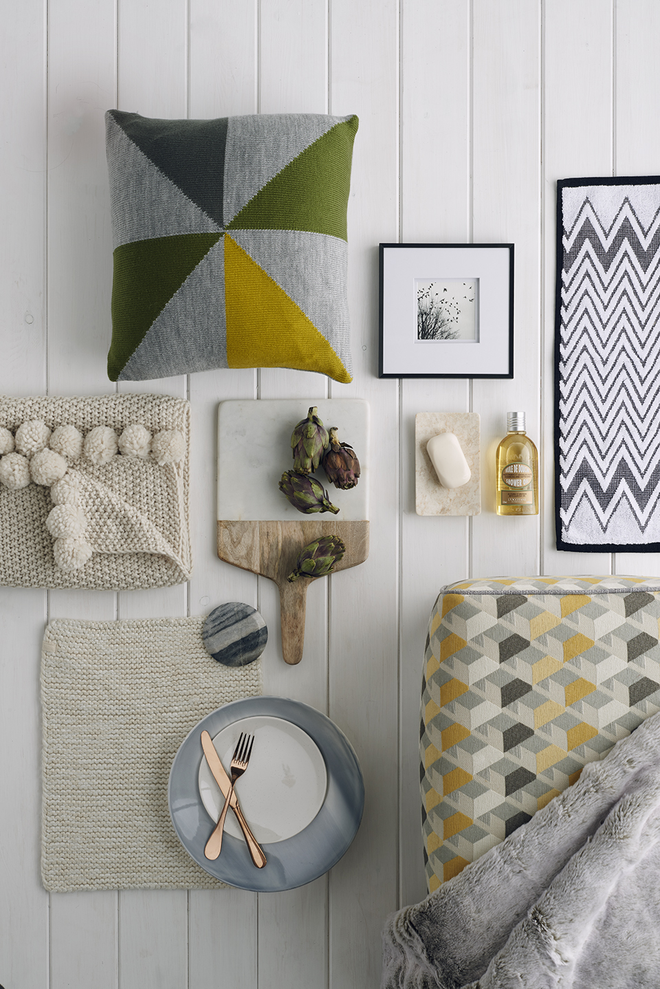 Scandinavian Style at M&S