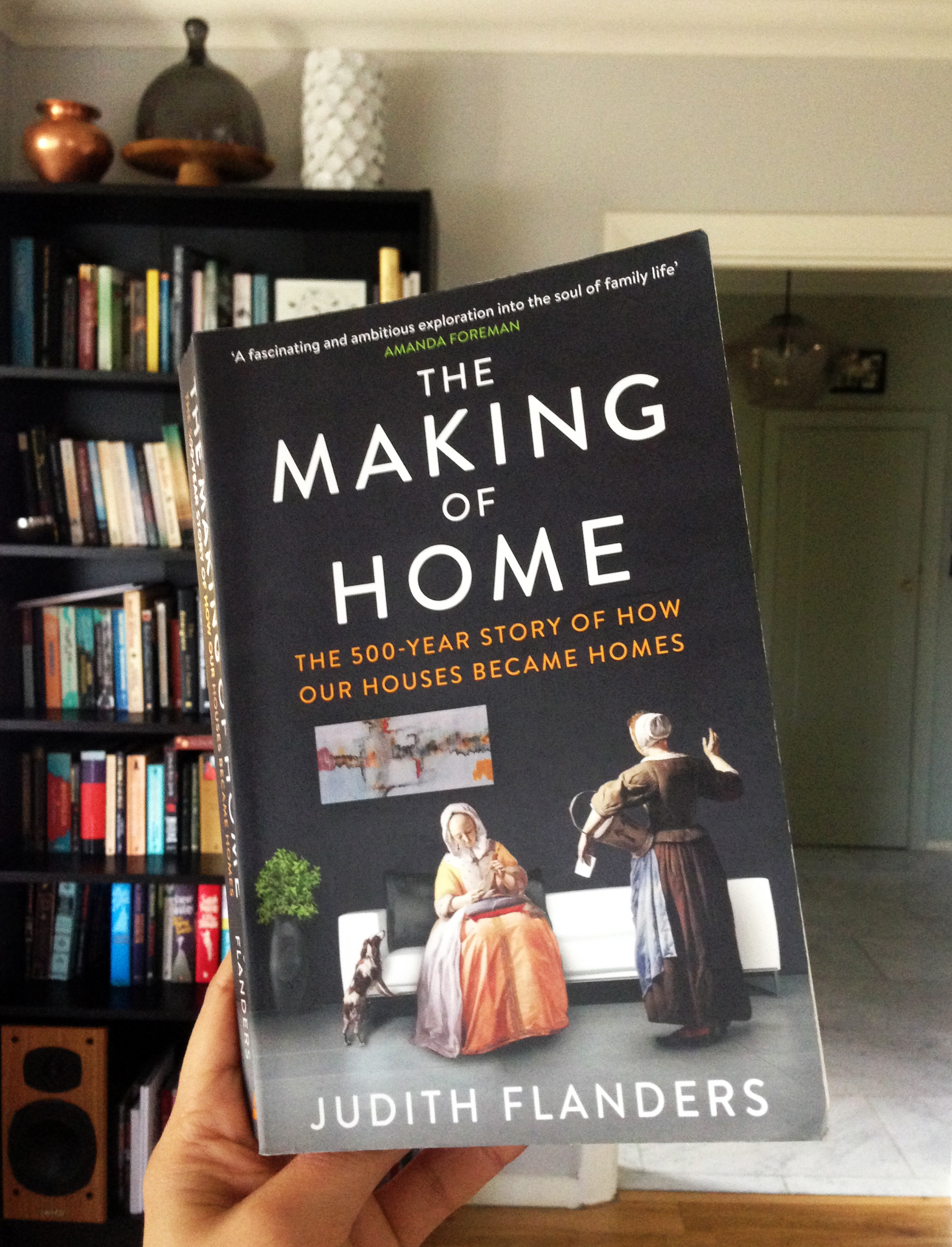 New Book! The Making of Home