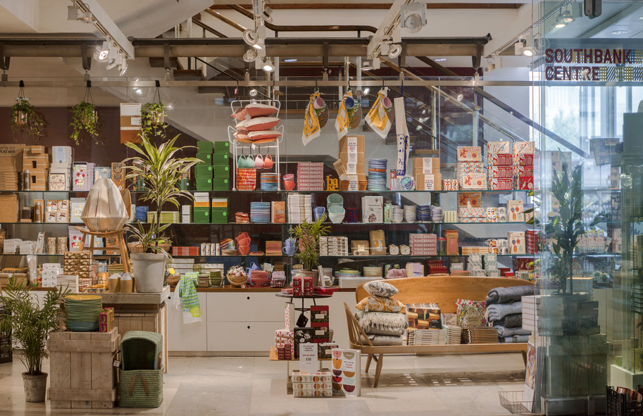 Royal Festival Hall Shop