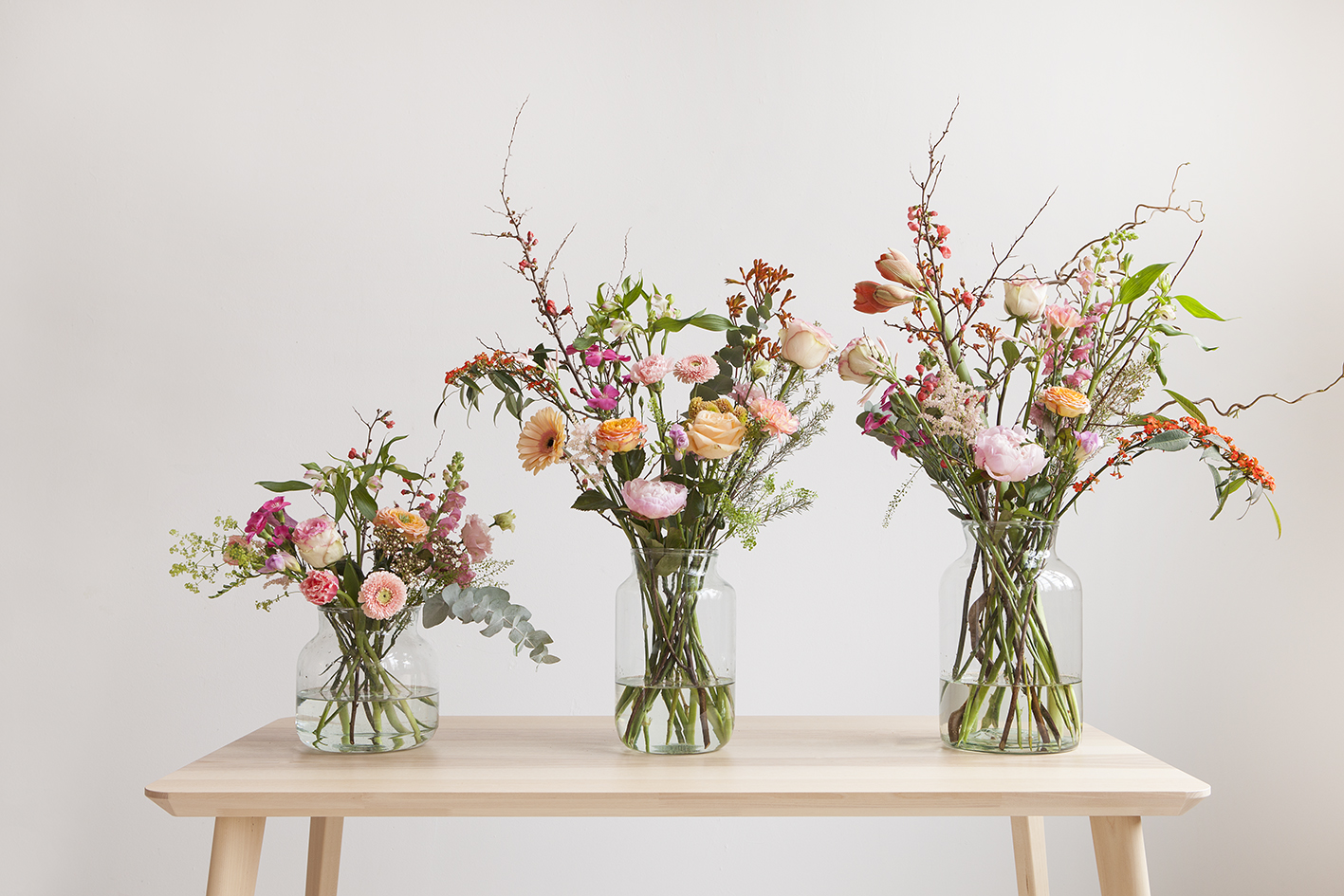 Bloomon Flower Workshop Arranging Tips The Beat That
