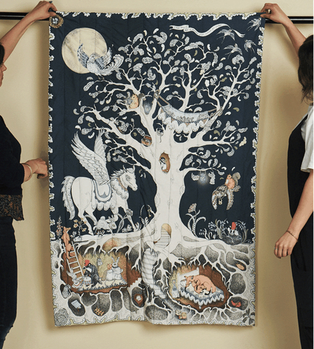 Forivor, Storytelling Children's Bedding