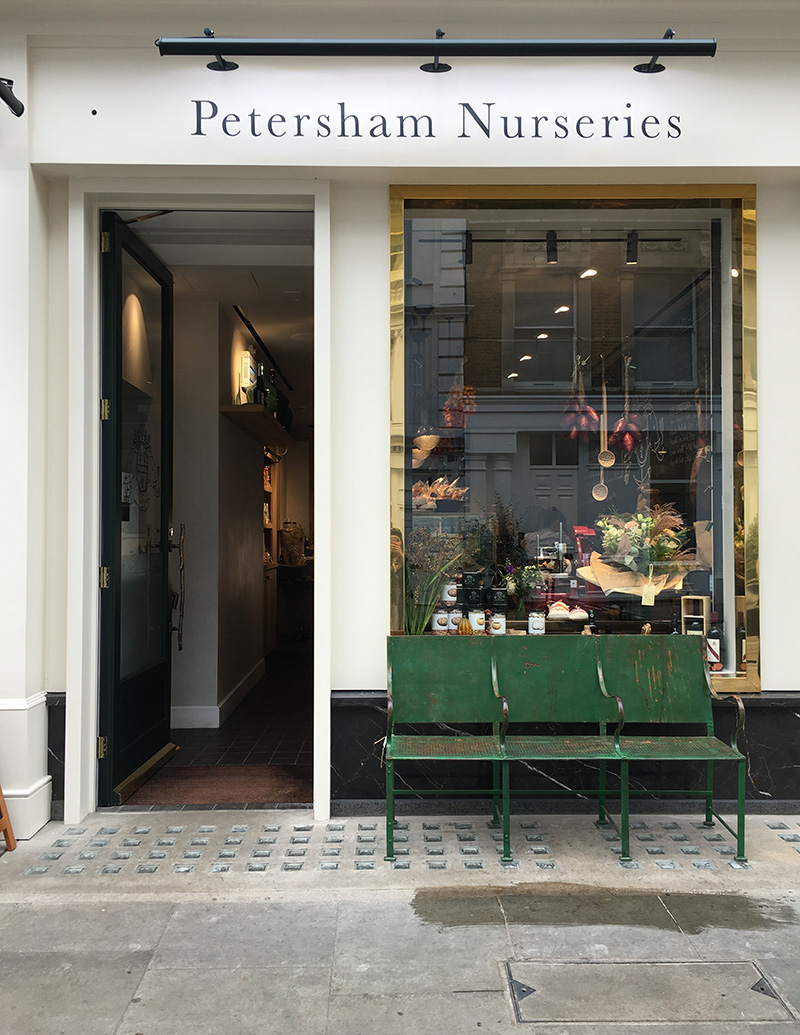 Petersham Nurseries – 1