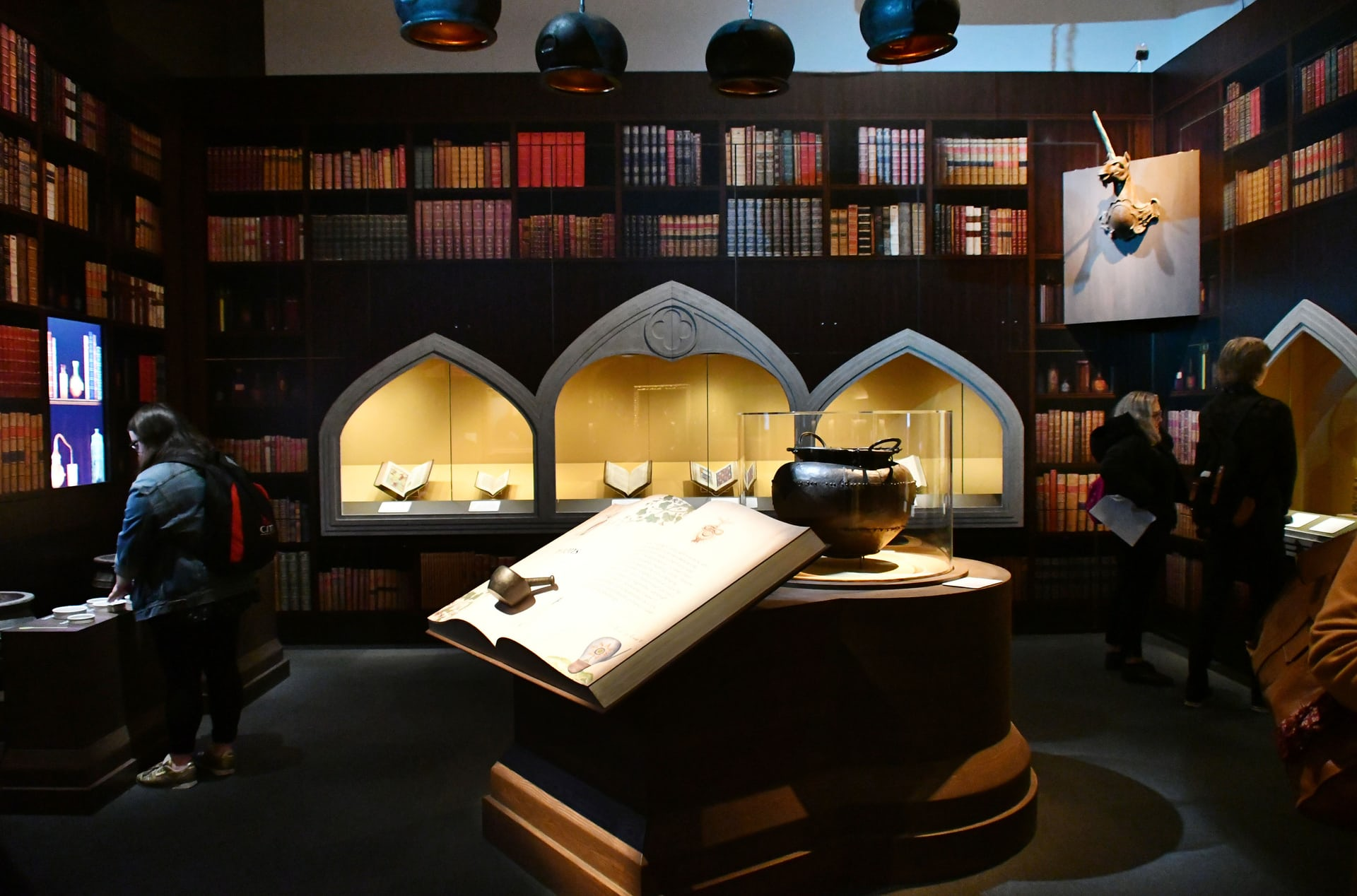 Harry Potter A History of Magic at The British Library
