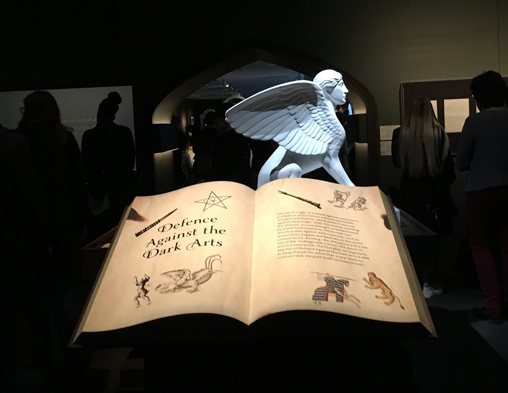 Harry Potter A History of Magic at The British Library • The