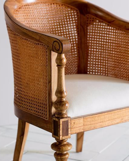 Boticelli Armchair £505 Perch and Parrow